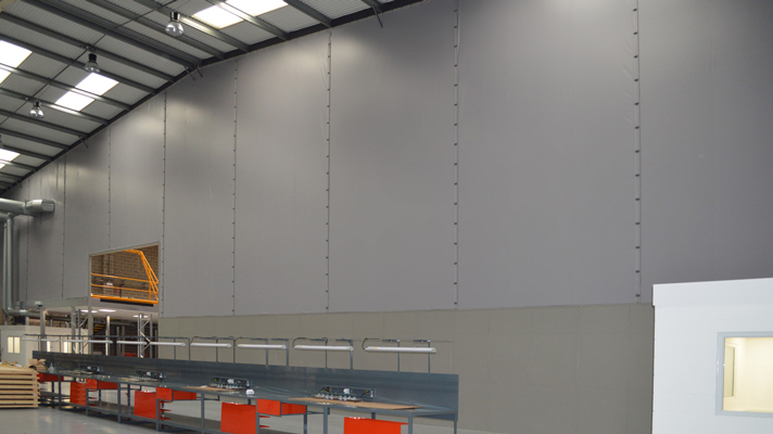 Factory Partitioning Systems For The Factory And