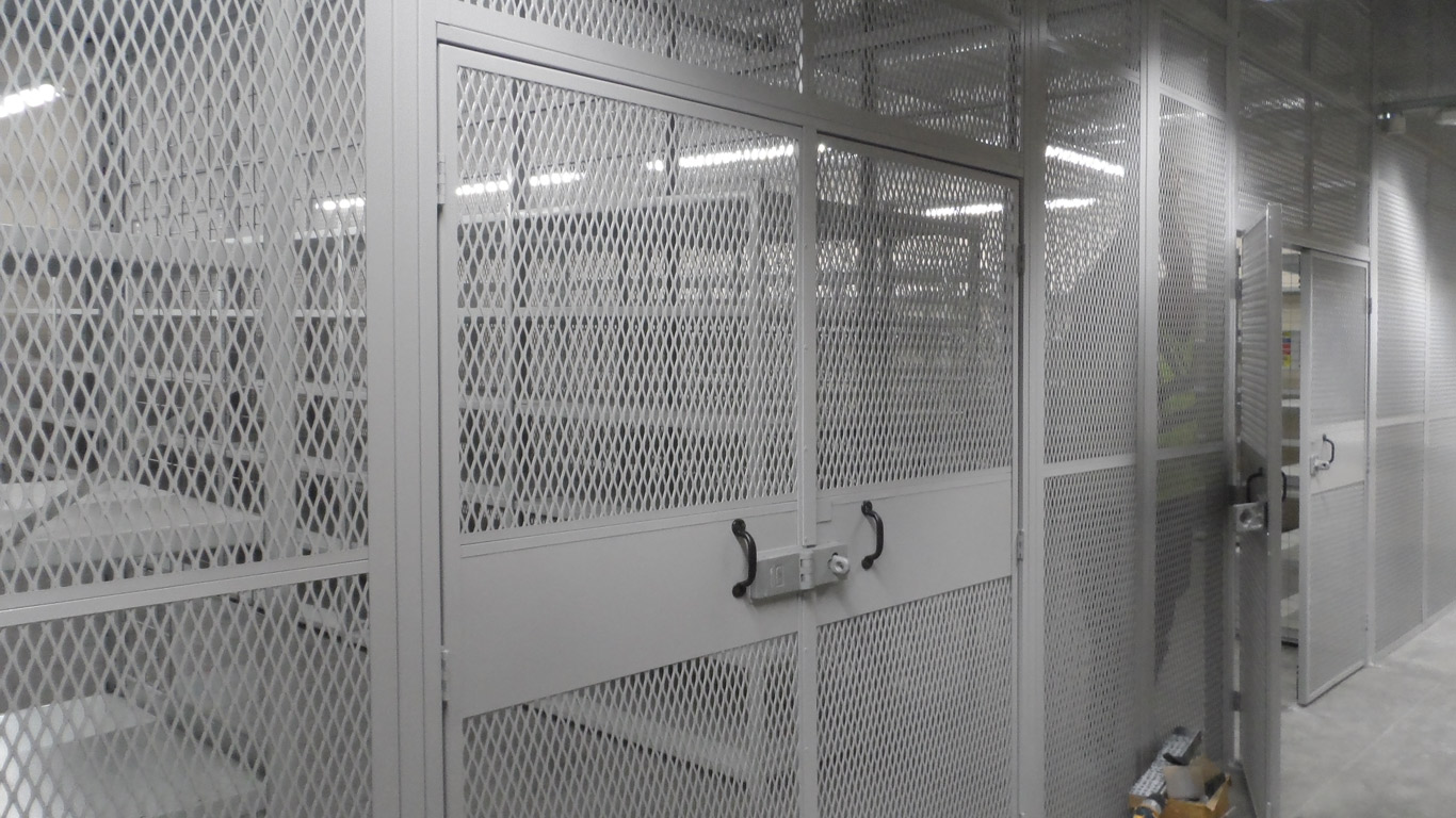 Mesh Partitioning The Solution For Secure Storage