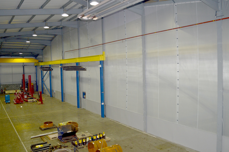 Factory-Partition-Walls