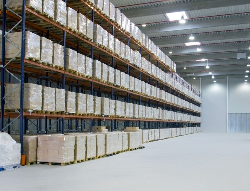 How To Divide Warehouse Space